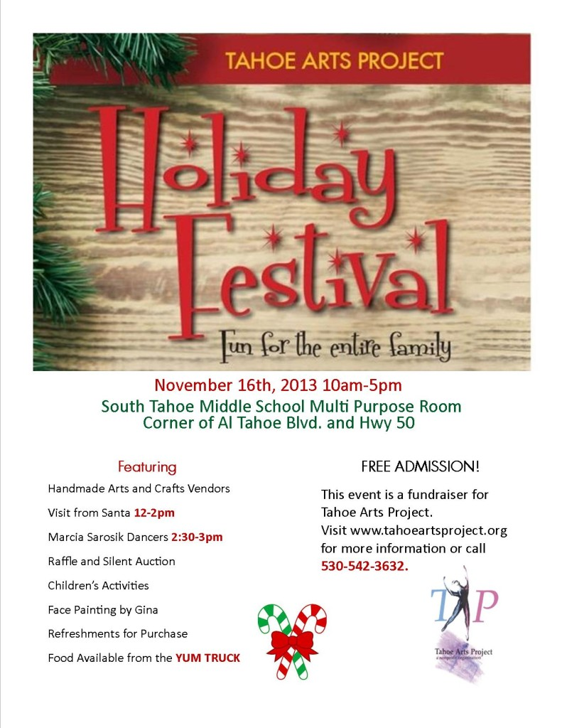 tahoe holiday festival