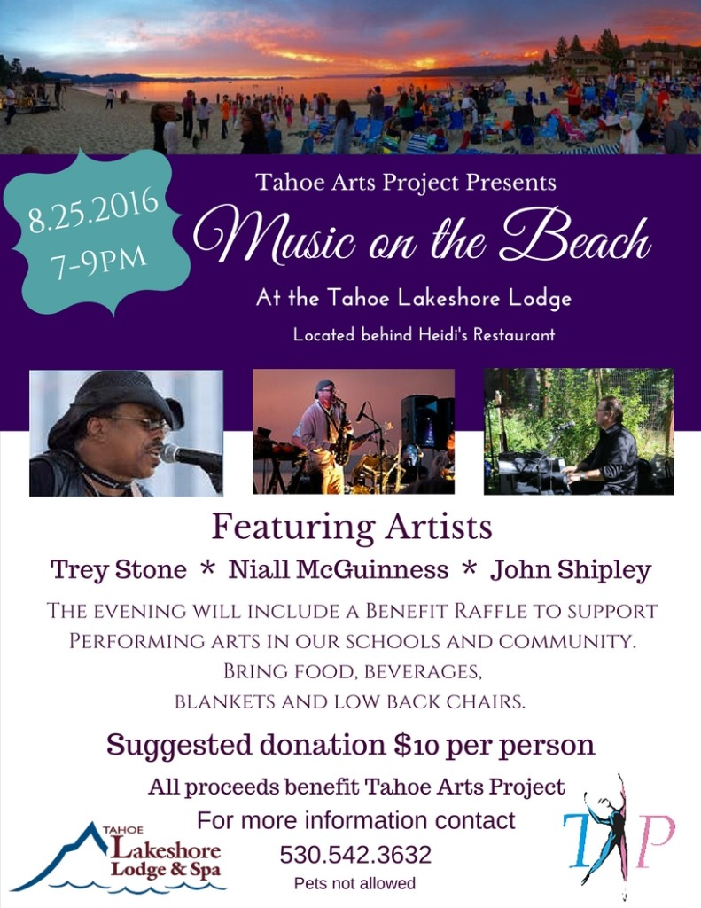 Music on the Beach 2016