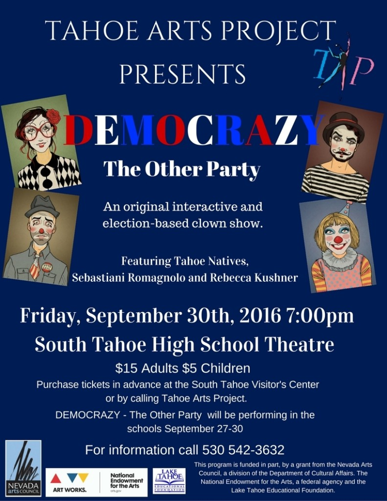 DEMOCRAZY - The Other Party