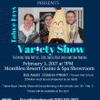 Tahoe Boys Variety Show Poster