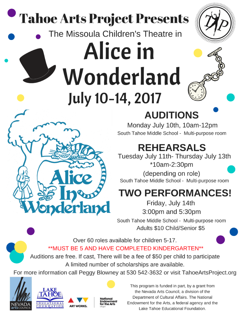 MCT - Alice in Wonderland - Poster